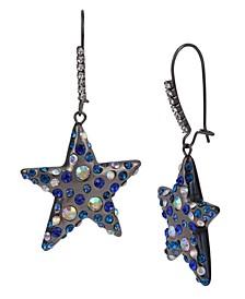 Celestial Star Dangle Earrings