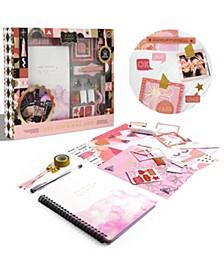 Girls DIY Journal Set 35pc