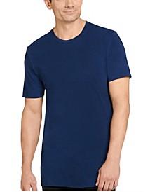 Men's 3-Pk. Stretch Crewneck T-Shirts