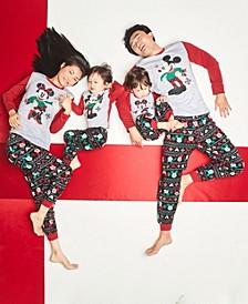 Mickey & Minnie Family Pajamas Collection