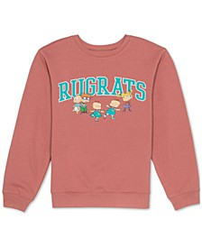 Juniors' Rugrats Graphic Sweatshirt