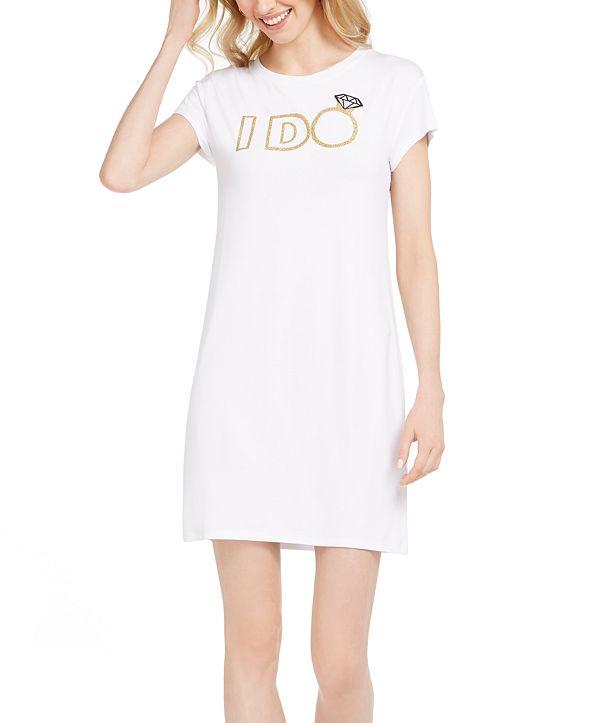 Adrianna Papell I Do T-Shirt Dress