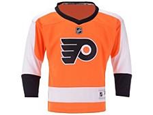 Philadelphia Flyers Toddler Blank Replica Jersey