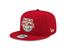 New York Red Bulls Core 9FIFTY Snapback Cap