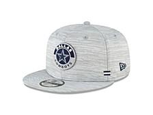 Dallas Cowboys 2020 On-field Sideline 9FIFTY Cap