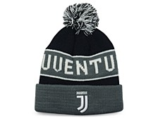Juventus Soccer Club Team Bench Warmer Knit