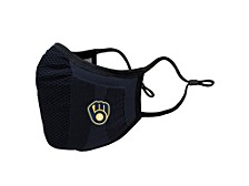 Level Wear Milwaukee Brewers Guard 3 Mask Face Covering