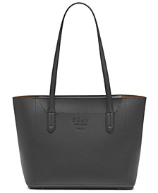 Leather Noho East West Tote