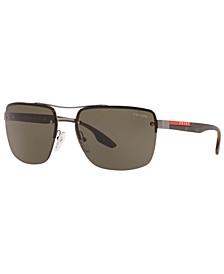 Men's Sunglasses, PS 60US