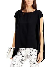 Asymmetrical-Hem Top, Created for Macy's
