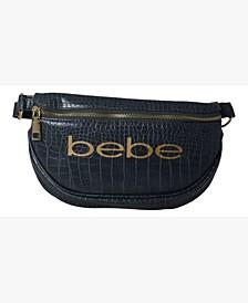 Josephine Small Croco Convertible Belt Bag