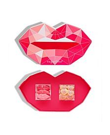 Pucker Up - 2 Piece Candy Bento Box