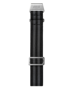 Men's Paratrooper Black Nylon Strap