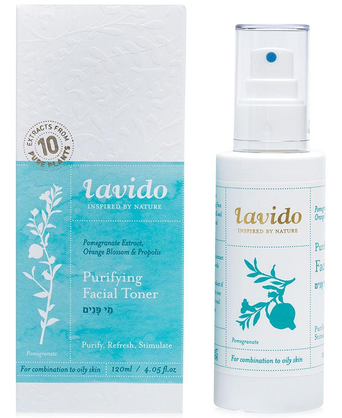 Lavido - Purifying Facial Toner, 4.05-oz.