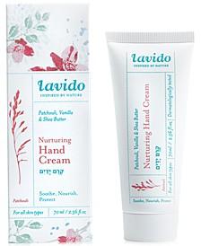 Nurturing Hand Cream - Patchouli, Vanilla & Shea Butter, 2.36-oz.