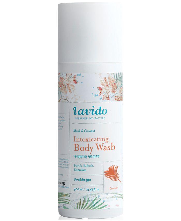 Lavido - Intoxicating Body Wash - Musk & Coconut