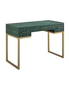 Collia Writing Desk with Drawers