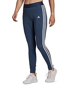Essentials 3-Stripe Leggings