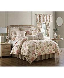 Mariella 4 Piece Comforter Set, Queen