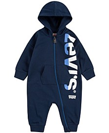 Baby Boys Zip Play All Day Coverall