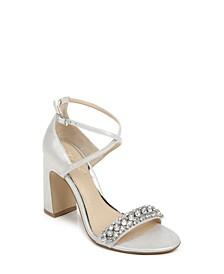 Women's Penny High Heel Evening Sandal