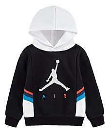 Little Boys Jumpman Sideline Pull-Over Sweatshirt