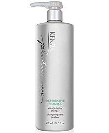 Platinum Restorative Shampoo, 31.5-oz., from PUREBEAUTY Salon & Spa