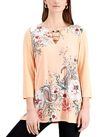 Printed Tunic, Created for Macy's