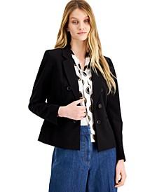 Puff-Sleeve Blazer, Created for Macy's