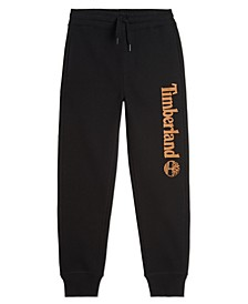 Big Boys Logo Jogger