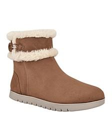 Snowy Women's Booties