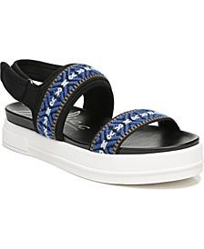 Jada Ankle Strap Sandals