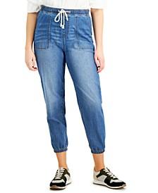 Juniors' Jogger Jeans
