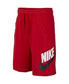 Big Boys Club Extended Size Sportswear Shorts