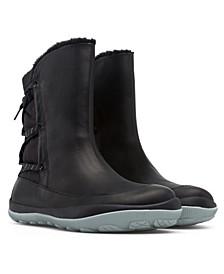Women's Peu Pista Water-Resistant Regular Mid Boots