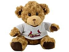 "St. Louis Cardinals 10"" Jersey Bear"