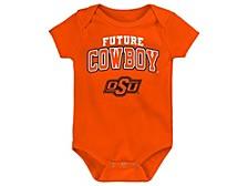 Oklahoma State Cowboys Newborn Future Team Creeper