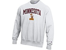Minnesota Golden Gophers Men's Vault Reverse Weave Sweatshirt