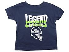 Seattle Seahawks Infant Legends Train T-Shirt