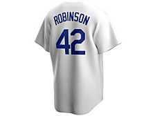 Men's Los Angeles Dodgers Cooperstown Player Replica Jersey - Jackie Robinson