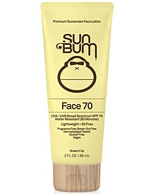 Face 70 Sunscreen Lotion SPF 70