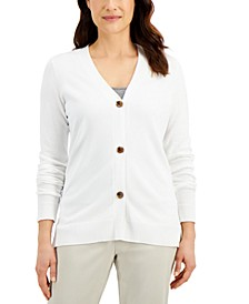 V-Neck Cardigan, Created for Macy's