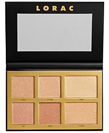 LUX Diamond Golden Hour Palette