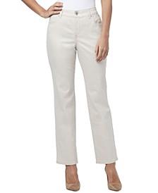 Women's Mandie Straight Average Length Jeans