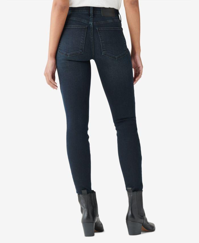 Lucky Brand High-Rise Bridgette Skinny Jeans  & Reviews - Jeans - Women - Macy's