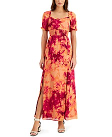 Printed Maxi Dress, Created for Macy's