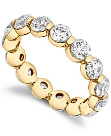 Diamond Eternity Band (3 ct. t.w.) in 14k White or Yellow Gold