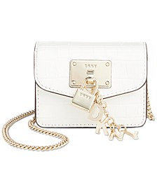 Elissa Leather Micro Mini Bag