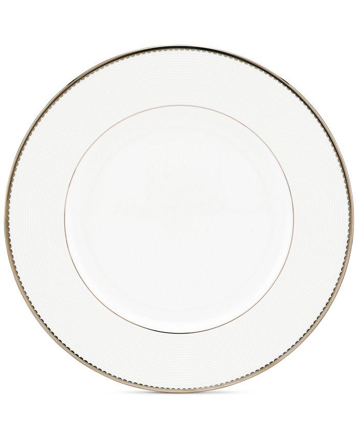 kate spade new york - Sugar Pointe Dinner Plate