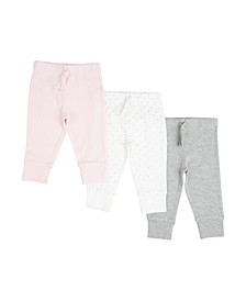 Girls 3 Piece Pant Set